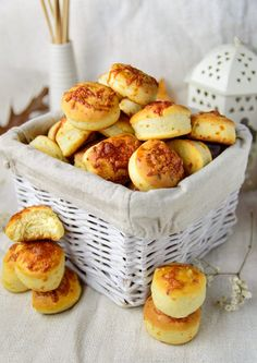 Cheese Scones or Sajtos Pogácsa are traditional Hungarian pastry, the best salty and cheesy party food you can ever bake.