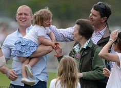 Members of the Royal Family attend as Zara Tindall competes on the Cross Country day of the Badminton Horse Trials, Badminton, Gloucestershire, UK English Royal Family, British Royal Families, Princess Alexandra, Princess Margaret, Royal Navy Officer, Autumn Phillips, Queen 90th Birthday, London Olympic Games, Royal Family Pictures