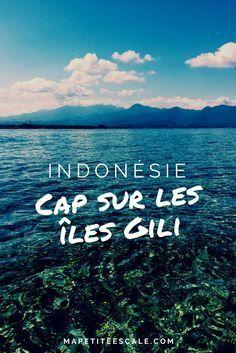 Indonésie : cap sur les îles Gili #giliislands #giliair