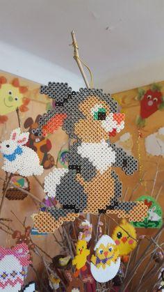 Pearler Beads, Pony Beads, Bead Patterns, Birthdays, Holidays, Creative, Crafts, Hama Beads, The Creation