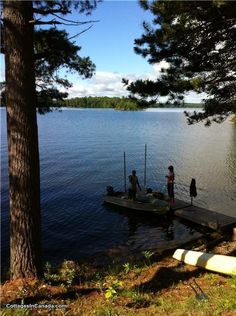 For sale - Sharbot Lake Cottage Rental Cottage Rentals, Lake Cottage, Great View, Acre, Mountains, Country, Summer, Plants, Travel