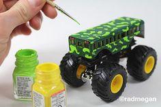 Monster Truck Make-Over