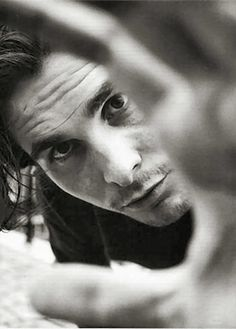 Christian Bale - great shot of this AMAZING actor