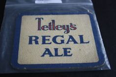 1960 Beermat Tetleys (Leeds) Cat 025 (1Y09 8/14)