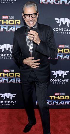 Thor, Pretty Guys, Daddy Long, Silver Foxes, Marvel, The Grandmaster, Old Men, Jurassic Park, Movie Stars
