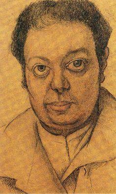 Self Portrait,   Diego Rivera