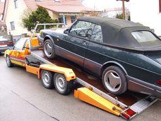 Saab 9000 flatbed Car Hauler for Sale https://www.saabplanet.com/saab-9000-flatbed-car-hauler-for-sale/