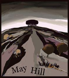 May Hill, Digital art, Kathy Lewis,