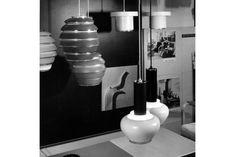 Light fitting A 333 - Alvar Aalto Foundation Alvar Aalto, Light Fittings, Exhibitions, Finland, Foundation, Shapes, Lighting, Rings, Design