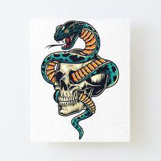 Flash Art Tattoos, Retro Tattoos, Skull Tattoos, Sleeve Tattoos, Tattoo Sketches, Tattoo Drawings, Tattoo Studio, Desenhos Old School, Vintage Tattoos