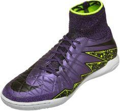 Hyper Grape Nike HypervenomX Proximo IC Soccer Shoes. Get a pair at www.soccerpro.com now.