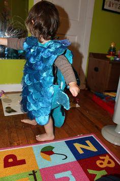 DIY Fish Costume