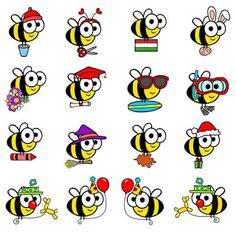 Játékos tanulás és kreativitás: Méhecskés szülinapi tabló