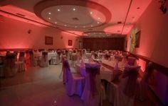 Restoran Romanov Novi Sad - velika sala za svadbe 20