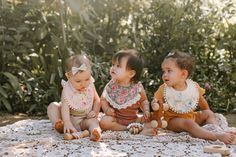 We believe our Lila bib is both beautiful and functional, and that's why our products are ideal for special events or formal occasions. Cute Baby Girl Outfits, Cute Baby Clothes, Kids Outfits, Little Babies, Little Ones, Cute Babies, Baby Couch, Well Dressed Kids, Billy Bibs