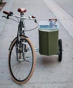 Bricolaje ciclista: Cómo fabricar un sidecar para perros   TodoMountainBike