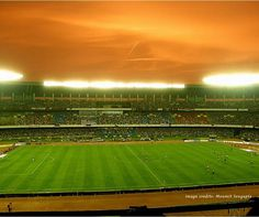 The Salt Lake Stadium aka Yuva Bharati Krirangan in Kolkata, India, with a capacity of 120,000 was built in 1984. The stadium has been home to Mohun Bagan AC, Mohammedan Sporting Club, East Bengal FC and the India national football team. It sure is a holy place for football lovers in the country.