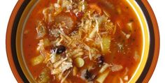 Mixed Vegetable Soup for Health