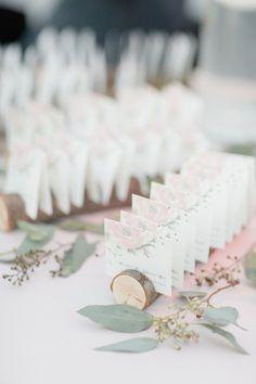 Brooklyn Botanic Garden Wedding from DM Events + Elisabeth Millay Photography Wedding Seating, Wedding Table, Rustic Wedding, Wedding Reception, Seating Cards, Table Seating, Botanical Wedding, Wedding Stationary, Wedding Programs