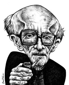 Mircea Eliade Ben Heine, Religion, Religious Experience, Religious Studies, Historian, My Arts, Projects, Fictional Characters, Caricatures