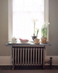 Radiator Shelf On Pinterest Cover Old House