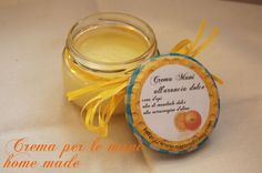 Crema per le mani home made alla cera d'api
