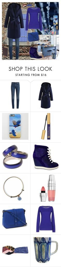 """Simple Is Beautiful"" by oksana-kolesnyk ❤ liked on Polyvore featuring Yves Saint Laurent, Chicwish, Estée Lauder, Jimmy Choo, Chart Metal Works, Lancôme, Jil Sander Navy, Dsquared2 and NOVICA"