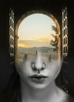 Surreal Portraits by Antonio Mora | Faith is Torment | Art and Design Blog