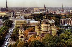 westeastsouthnorth:    Riga, Latvia
