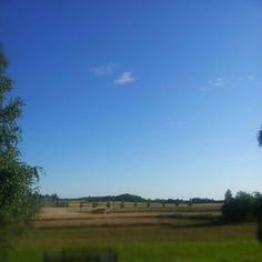 Clear blue skies @ Lahti