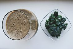 keep it simple and fit #smoothie #cleaneating #kale #green #healthy