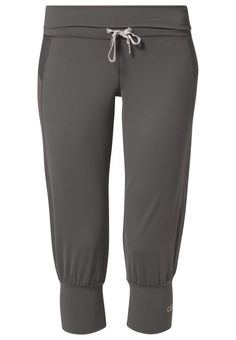 Casall - 3/4 sports trousers - grey