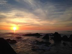 Amazing view from Todd's Point in Fort Bragg, CA