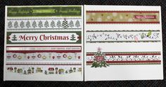 Holiday Borders - love how just adding a bit of paper here and there makes such a change!  http://www.creativememories.com/user/lanitamedina