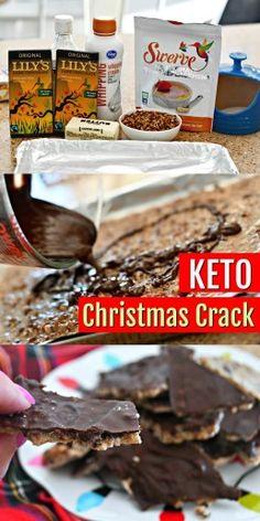 """Keto """"Christmas Crac"""