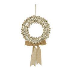 Sleigh Bell Gold Eff