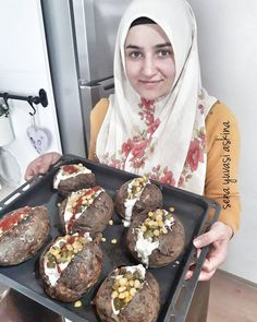 Kurdish Food, Turkish Recipes, Ethnic Recipes, Good Food, Yummy Food, Cooking Recipes, Healthy Recipes, Le Diner, Middle Eastern Recipes