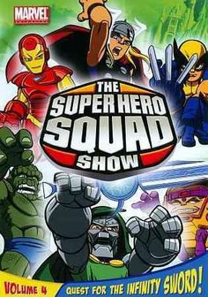 Marvel The Super Hero Squad Show: Quest For The Infinity Sword Vol 4