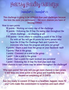 How I made this 21 Day Fix challenge group fun! I can't wait to see how all fifteen challengers change in the next few weeks! Are you ready to make a change and give yourself the gift of health? http://teambeachbody.com/shop/-/shopping/BCP21D160?referringRepId=407946