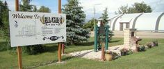 Whitewater Centennial Park Golf Club, Highway #23, 1 mile east of Elgin, Manitoba, Canada