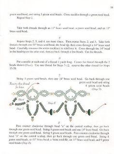 GIKA BIJOUX  Green Necklace - 3
