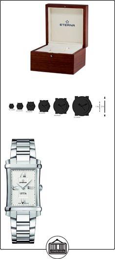 ETERNA RELOJ DE MUJER CUARZO CORREA Y CAJA DE ACERO 2410.4165.0264  ✿ Relojes para mujer - (Lujo) ✿