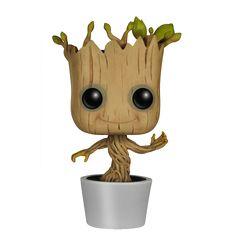 Figura Pop ! Baby Groot  Marvel -