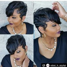 """430 Likes, 6 Comments - @thechoppedmobb on Instagram: """"FLAWLESS @nikki_h_stylist  DOWNLOAD  THE CHOPPED MOBB APP FOR FREE FOR MORE COOL CUTS, COLORS &…"""""""