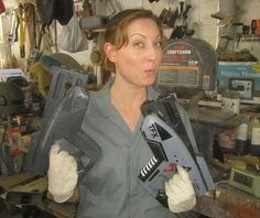 Building the Predator Heavy Pistol from Mass Effect 2 Part Two: Moldmaking Costume Tutorial, Cosplay Tutorial, Cosplay Diy, Cosplay Ideas, Prop Making, Mold Making, Diy Costumes, Cosplay Costumes, Costume Ideas