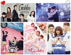 5 Korean Drama to watch in 2017