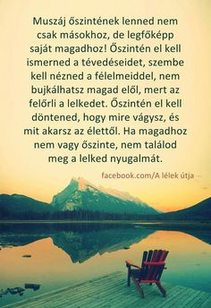 LÉGY őszinte saját magadhoz ♡♡♡ Motivational Quotes, Inspirational Quotes, Biker Quotes, Word 2, Affirmation Quotes, Staying Positive, English Quotes, Buddhism, Picture Quotes