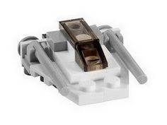 LEGO Star Wars Mini Snowspeeder