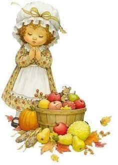 Ruth Morehead's Thanksgiving cuties!