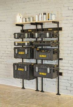 Dewalt Dwst1-75694 Toughsystem Workshop Racking System, DEWDWST175694 at D&M Tools